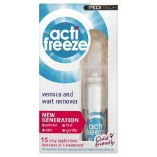 ActiFreeze Wart and Verruca Removal Applications