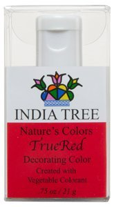 India Tree India Tree Natural Decorating Colour True Red