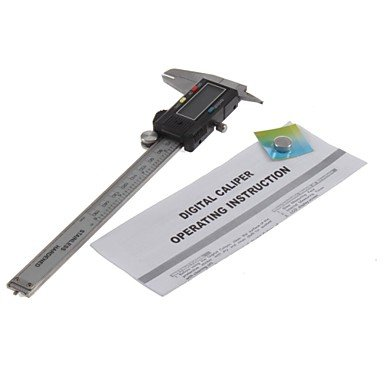 Zcl Sold Out Electric Stainless Steel Digital Vernier Dial Caliper Gauge Micro Meter 150Mm