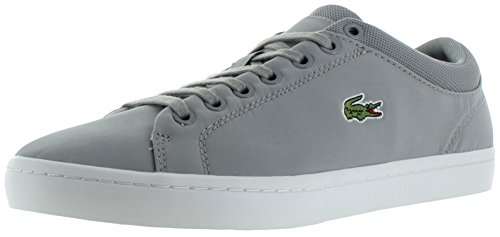 Lacoste Straight Set Men's Court Tennis Sneakers Shoes Mono Size 9