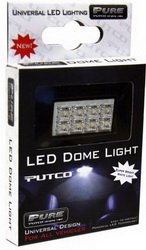 Putco 980111 Universal Led Dome Light