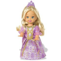 Amazon.com: Little Princess Kelly Doll - Purple: Toys & Games