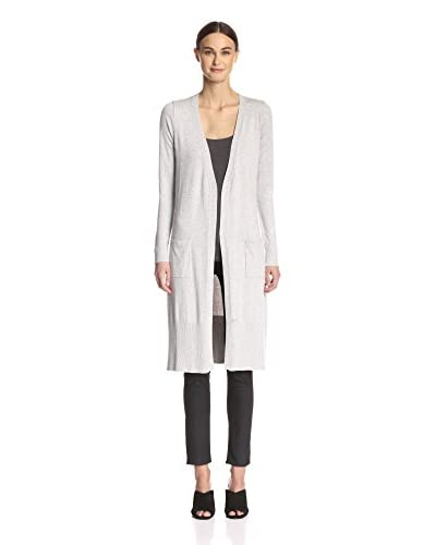 Central Park West Women's Long Cardigan