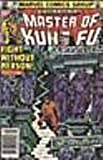 Master of Kung Fu - No. 104 (September, 1981)