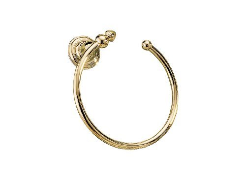 delta-faucet-75046-pb-victorian-towel-ring-polished-brass-by-delta-faucet