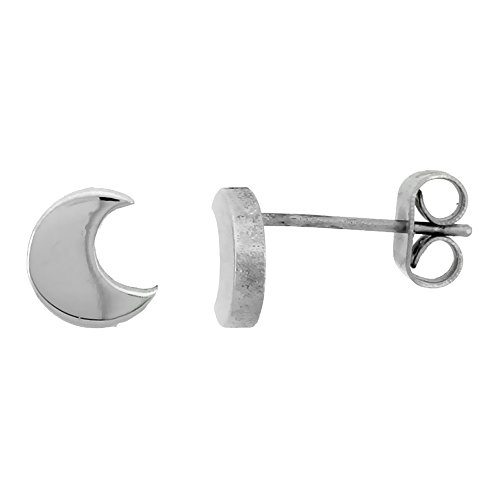 small-stainless-steel-crescent-moon-stud-earrings-1-4-inch