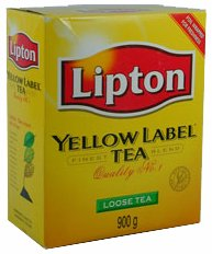 Lipton Yellow Label Orange Pekoe Loose Tea 2-Pound