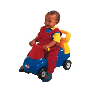 Small Tikes Push Ride Racer