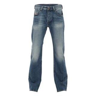 Diesel Larkee Relaxed Mens Jeans Light Denim 30 L30