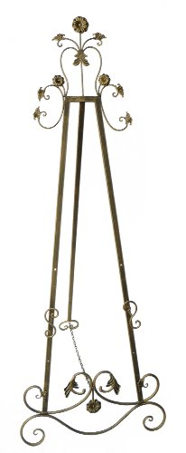 Floor easel - Antique Gold (Display Floor Easel compare prices)