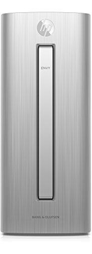 HP 750-303NL Desktop, procesador Intel Core i7-6700, 12GB RAM, HDD de 1TB, tarjeta gráfica AMD Radeon R9360de 2GB, metálico