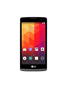 LG Leon 4.5-Inch UK SIM-Free Android Smartphone (Certified Refurbished)