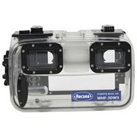 Fantasea Recsea WHF-3DW3 Underwater Housing for Fujifilm 3D W3 130 Depth Rating