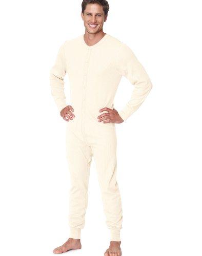 Hanes Men's X-Temp™ Thermal Union Suit