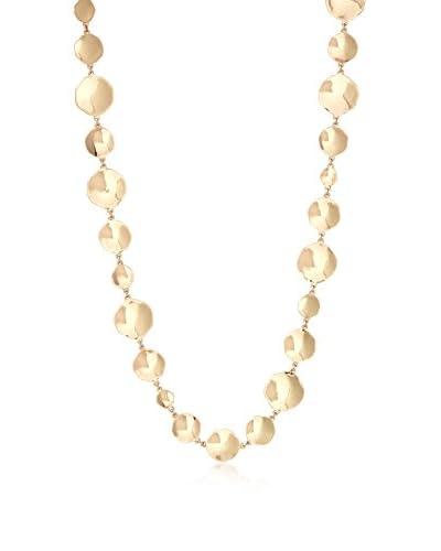 Melinda Maria Sabrina Infinity Short Gold Necklace