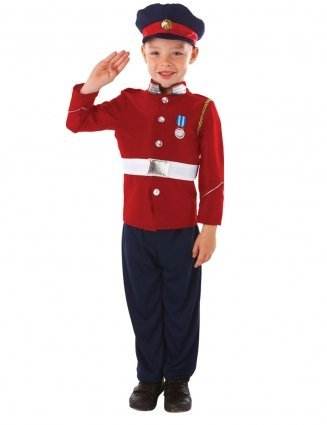Fancy Dress - Royal Prince Costume Children's Medium 6-8years