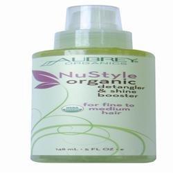 Nustyle Organic Detangler &Shine Booster 5Oz