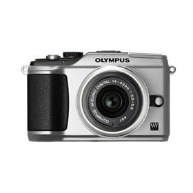 Olympus 262911 E-PL2 14-42mm Digital Camera (Silver)