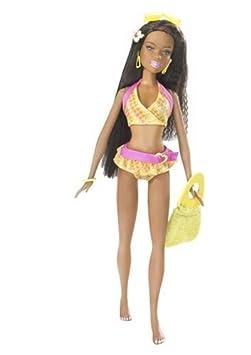 Mattel - Poupée - Barbie - Nikki Été Glamour