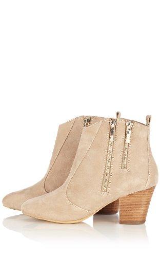 Cuban Heel Boot