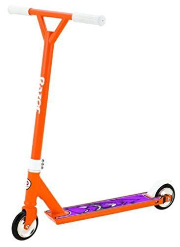New Shop Razor Pro El Dorado Deluxe Push/Kick Scooter - Orange | 13018180 NEW! TEAM RAZOR APPROVED! FAST SHIPPING, WARRANTY