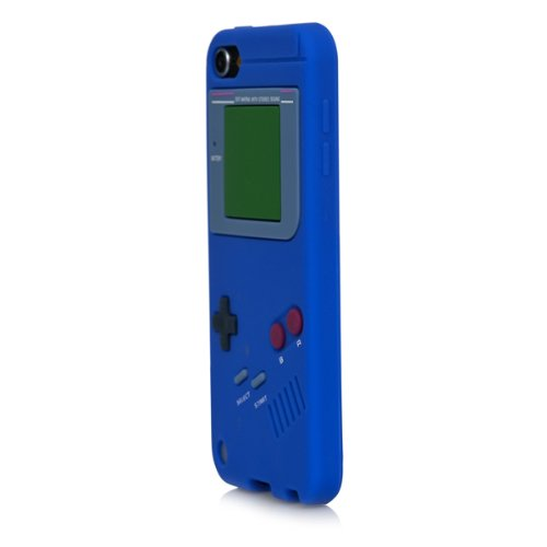 iSee Case (TM) Game Boy Control Silicone Full Cover Case for 2012 New iPod Touch 5 iTouch 5 (it5-Gameboy+Stylus) curt simmons ssat and isee for dummies