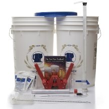 Maestro Homebrew Beer Equipment Kit w/ Auto Siphon