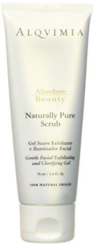 ALQVIMIA - ABSOLUTE BEAUTY naturally pure scrub gentle facial gel 75 ml-unisex