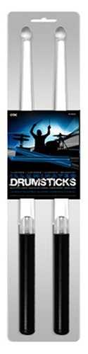 Tac Dsk-Blu Illuminated Drum Sticks - Blue
