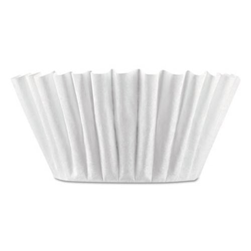 Coffee Filters, 10/12-Cup Size, 100/Pack, Sold as 1 Package