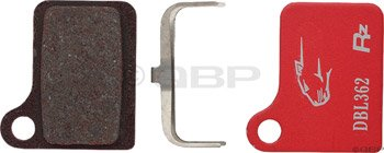 Buy Low Price Jagwire Red Zone Disc Brake Pads for Deore Hydraulic (DCA015)