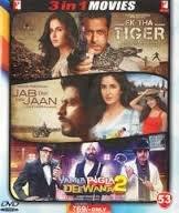 Ek Tha Tiger/Jab Tak Hai Jaan/Yamla Pagla Deewana 2
