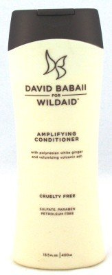 David Babaii Wildaid Conditionerition Amplifying 400 ml (Case of 6)