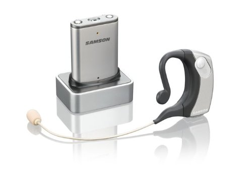 Samson AirLine Micro Earset Wireless System, N5 Band