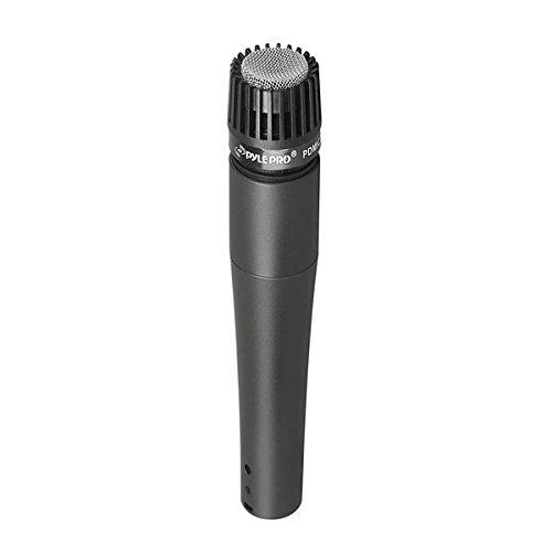 Pyle-Pro PDMIC78 Professional Moving Coil Dynamic Handheld Microphone