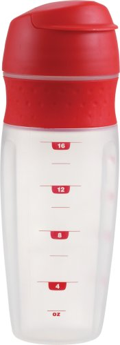 Zyliss Zyliss Quick Blend Shaker, Red