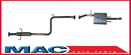 Mac Auto Parts 40742 Toyota Corolla 1.6L Muffler Exhaust System With California Emissions Only