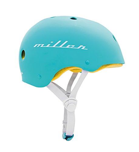 casco-miller-turquesa-pro-helmet-para-skate-patinete-bmx-talla-s-51-53cm