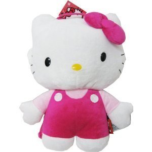 Hello Kitty Plush Doll Backpack from FAB/Pacific Toys