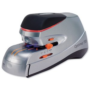 Rexel Optima 70 Electric Stapler - UK