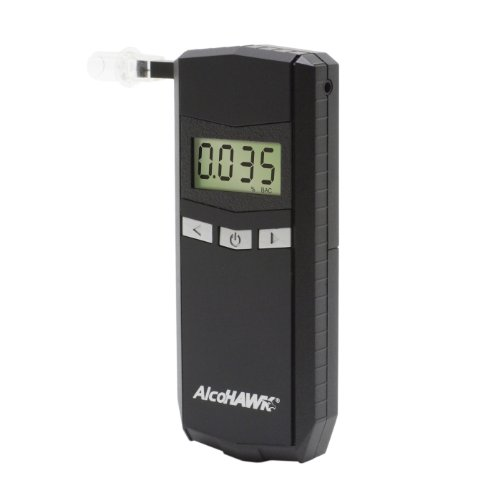 Buy Low Price Alcohawk Reveal Digital Breathalyzer Alcohol Detectors (Q3I-5000)