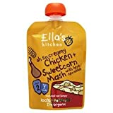 Ellas Kitchen S2 Chicken 'N' Sweetcorn Mash 130G