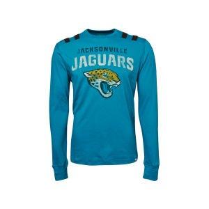 NFL Jacksonville Jaguars Mens Bruiser Long Sleeve Tee by