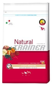 Trainer Natural - Natural Trainer Light Medium per Cani - Sacco da 12,5 kg