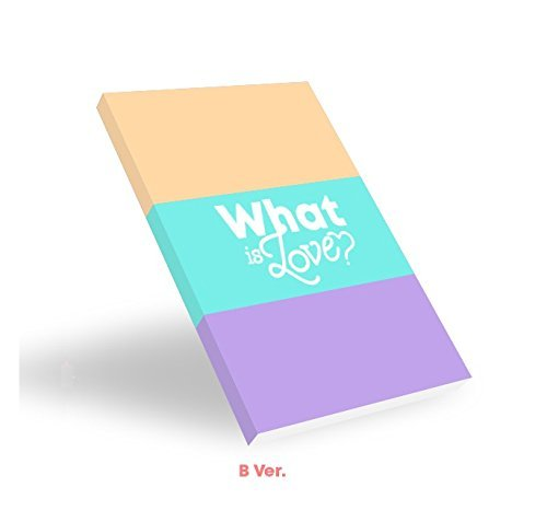 CD : Twice - What Is Love? [B version]
