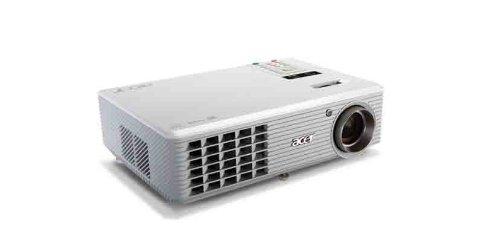 Acer H5360BD DLP Projector (3D Ready, 3200:1, 2500 Lumens, 1280x720 720p)