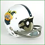 West Virginia 1970 Throwback Helmet at Amazon.com