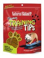 Natural Balance Tillman's Training Tips Beef and Veggie Dog Treats