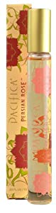 Pacifica Perfume Roll-On Persian Rose -- 0.33 fl oz from Pacifica