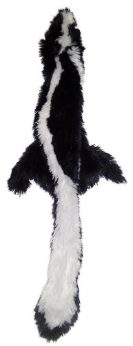 Ethical Pet Plush Skinneeez Skunk 24-Inch Dog Toy